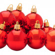 Christmas ornaments. — Stock Photo