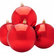 Baubles. Isolated — Stock Photo #15480025