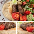 Kebab. - Stock Photo