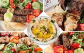 Snish kebab. — Zdjęcie stockowe