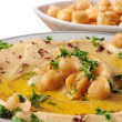 Hummus. — Stock Photo