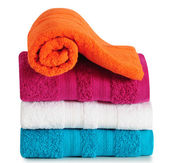 Towels. — Stock Photo