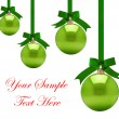 Christmas decoration. - Stock Photo