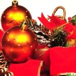 Christmas decoration. — Stock Photo #16406693