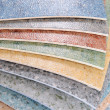 Flooring samples. - Stock Photo