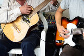 Musicians. — Stock Photo