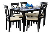 Dining table — Foto Stock
