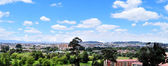 Panoramic view. — Stock Photo