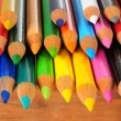 Color pencils. — Stock Photo
