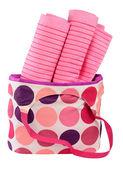 Bath towels. — Stock Photo