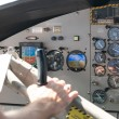 Seaplane Cockpit — Stock Photo #26129009