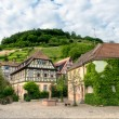 Heppenheim, Bergstrasse Germany - Stock Photo
