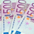 500 Euro banknotes — Stock Photo #26132299