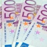500 ユーロ紙幣 — ストック写真