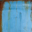 Grungy metal background with rust — Stock Photo