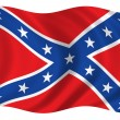 Confederate States of AmericFlag — Stock Photo #26141411