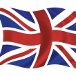 UK Flag — Stock Photo #26141423