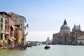 Canale Grande in Venice — Stock Photo