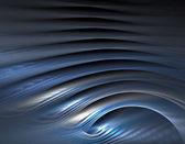 Fractal Waves — Stock Photo
