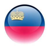 Aqua Country Button Liechtenstein — Stock Photo