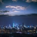 Night scene of Chongqing — Stock Photo