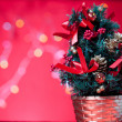 Christmas tree — Stock Photo #16176657