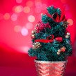 Christmas tree — Stock Photo #16176699