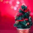 Christmas tree — Stock Photo #16176715