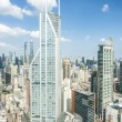 Cityscape of shanghai — Stock Photo