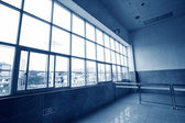 Office Building Window — Stock Photo