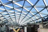 3078 現代の屋根の建物 — ストック写真