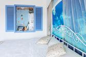 Interoir della camera da letto — Foto Stock
