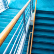Stairs in the buildings — Stockfoto
