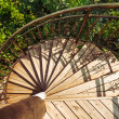 Stock Photo: Spiral stair