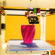 Stock Photo: 3D printer