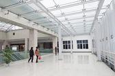 Interior of shopping mall — Stock Photo