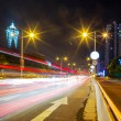 Traffic in city at night — Stock Photo #33385509