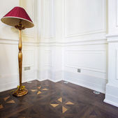 Salotto in villa — Foto Stock