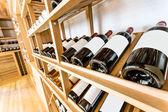 Armario vinho — Fotografia Stock