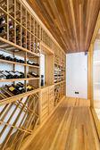 Gabinete del vino — Foto de Stock