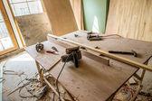 Scene of renovation — Stock Photo