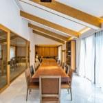 Meeting room — Stock Photo #34441141