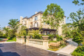 Villa residence — Stock Photo