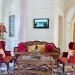 Stock Photo: Drawing room in villa