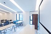 Interior of training room — Stock Photo
