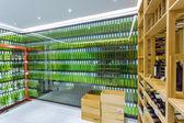 Armadio per vini — Foto Stock