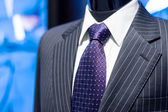 Formal suit in fashion concept — Stock Photo