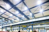 Interior of workshop — Stock Photo