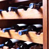 Wine gabinetu — Zdjęcie stockowe