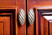 Decorated furniture drawers — Photo